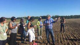 EPA Staff meets with growers