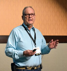 Larry Zibilske, vice-president of research at TPS Lab, talks about soil biology's effects on plants and nutrients, using organic matter to enhance crop nutrition, water use efficiency and managing poor-quality irrigation water.